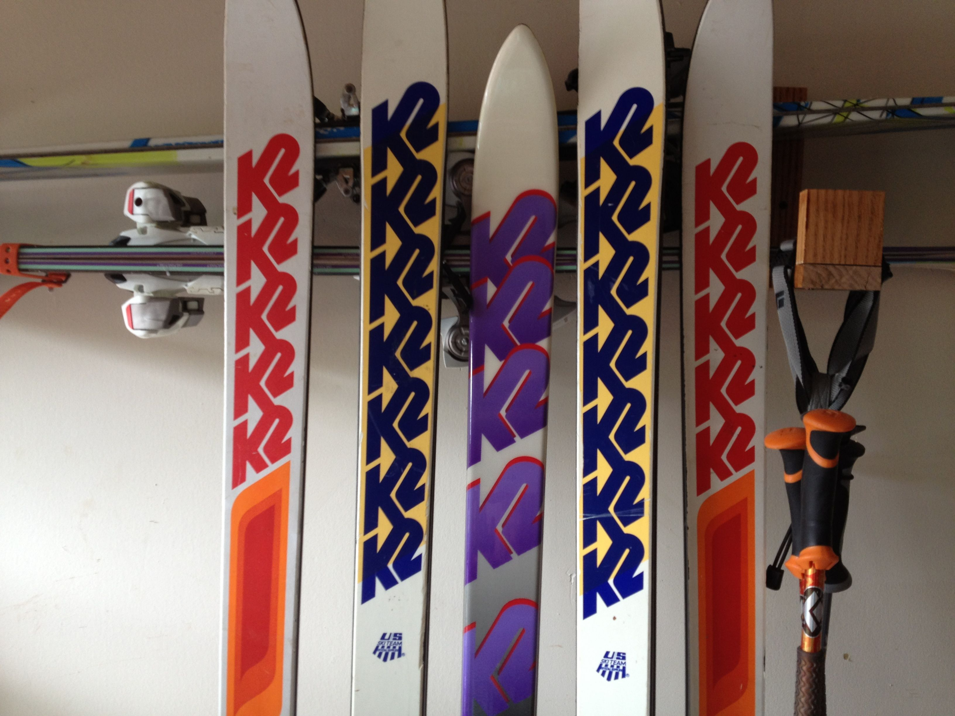 You Have To Select Your Skis.