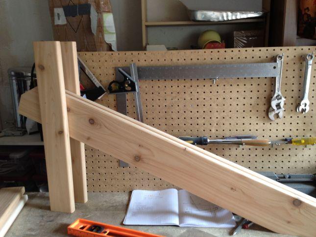 How To Build An Adirondack Ski Chair